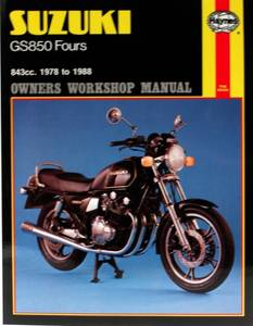 Bilde av Suzuki GS850 Fours (78 - 88)