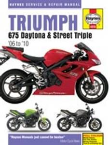 Bilde av Triumph 675 Daytona & Street