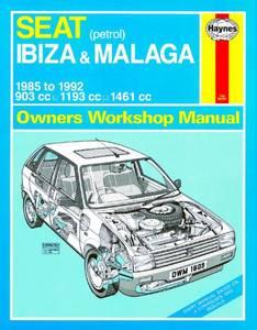 Bilde av Haynes, Seat Ibiza and Malaga