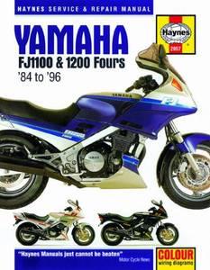 Bilde av Yamaha FJ1100 and 1200 Fours (84