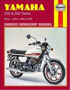 Bilde av Yamaha 250 & 350 Twins (70 - 79)