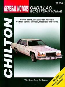 Bilde av Cadillac (67 - 89) (Chilton USA)
