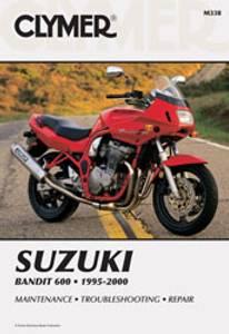 Bilde av Clymer Manuals Suzuki Bandit