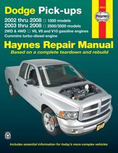 Bilde av Dodge Pick-ups (02 - 08) (USA)