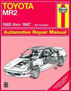 Bilde av Toyota MR2 (85 - 87) (USA)