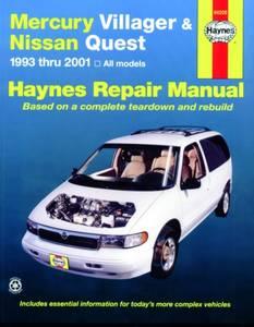 Bilde av Mercury Villager and Nissan