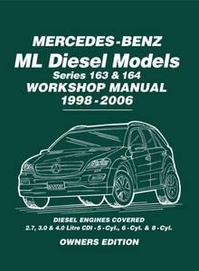 Bilde av Mercedes-Benz ML 1998-2006,