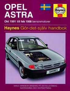 Bilde av Opel Astra (91 - 98)